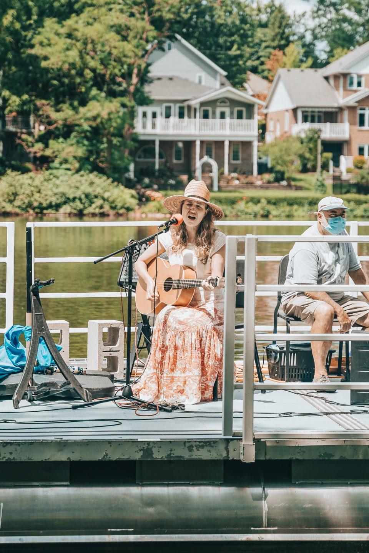 Stratford Summer Music Avon River Music Barge