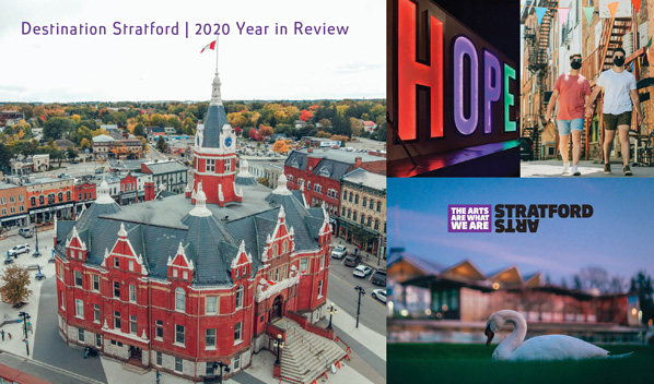 Destination Stratford 2020 Year In Review Report